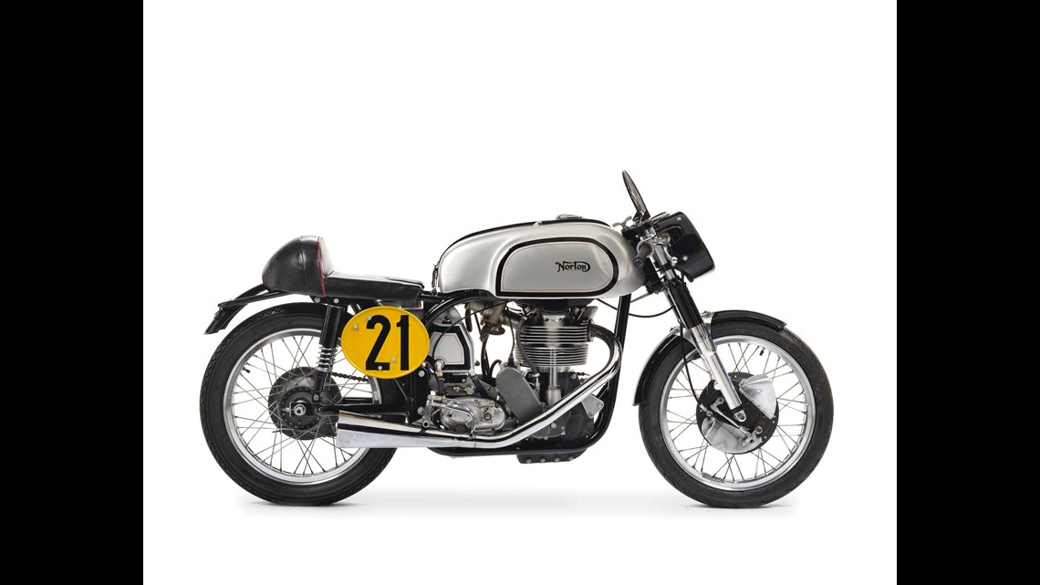 classic motorcycle prices soar  but this vincent tops them all