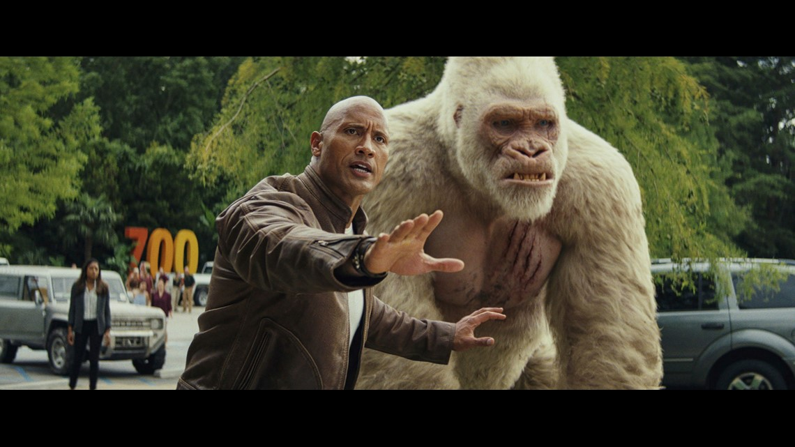 Rampage We Went Berserk When We Saw The Rock S Altered Ending
