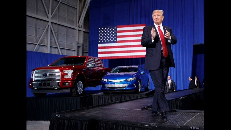 Trump ford can build focus in u s wrong ford says for Ford motor company employment verification
