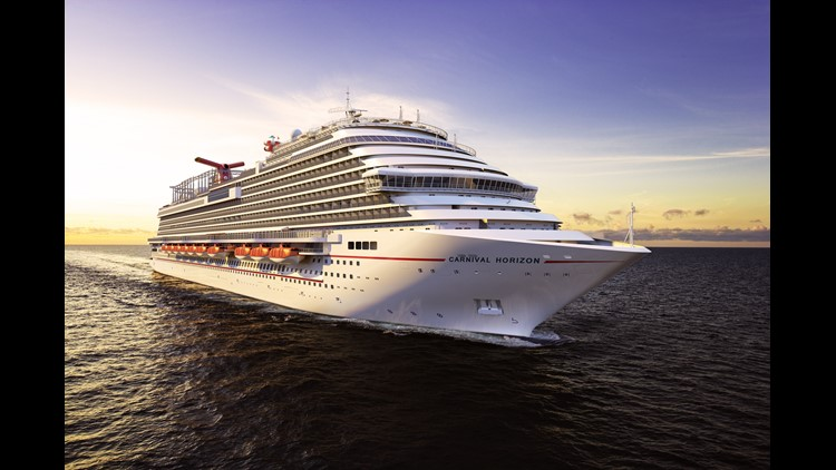 More than two dozen vessels are on the way from Carnival, Royal Caribbean and others.