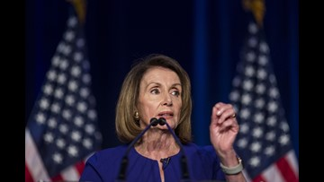 Nancy Pelosi fights for Democratic support in bid to reclaim speaker's gavel