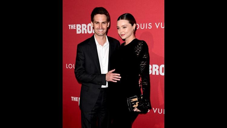 Miranda Kerr And Evan Spiegel Welcome A Beautiful Baby Boy Abc10