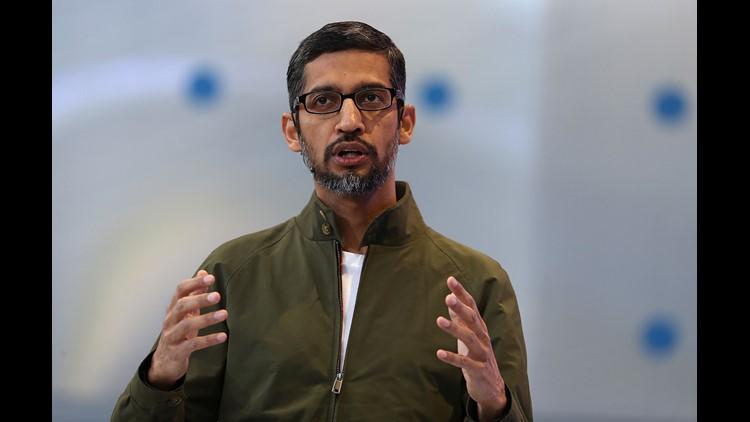 Google CEO Sundar Pichai Bound For Washington As Trump Takes Aim At - Kevin mccarthy car pro show