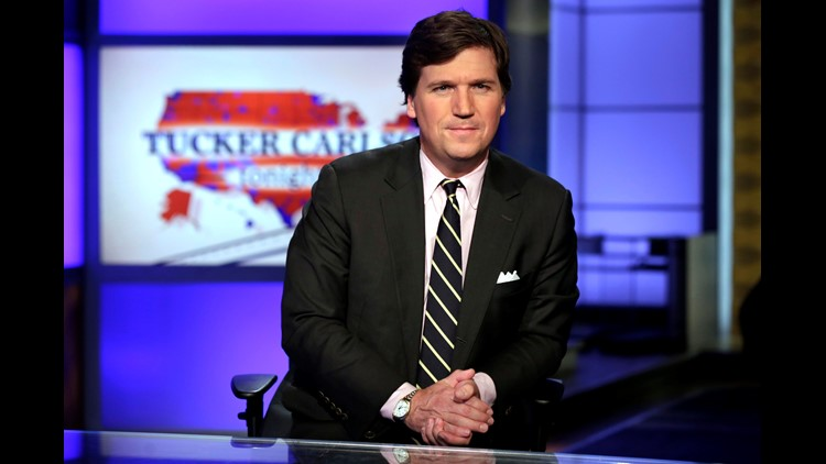 Companies pull ads from Tucker Carlson's show after he said immigrants make US 'dirtier'