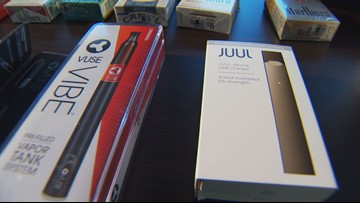 Minnesota files lawsuit against JUUL over alleged youth targeting