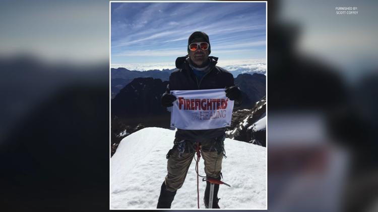 Minneapolis firefighter climbing Mount Everest to raise $10,000 for burn survivors
