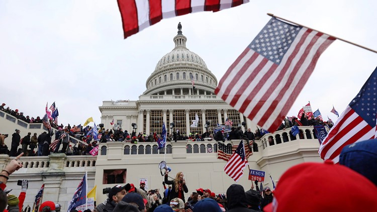 Republicans seek to rewrite Capitol riot history in hearing