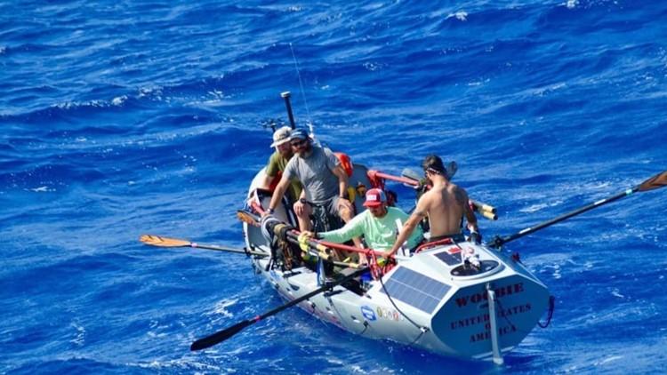 veteran rowing