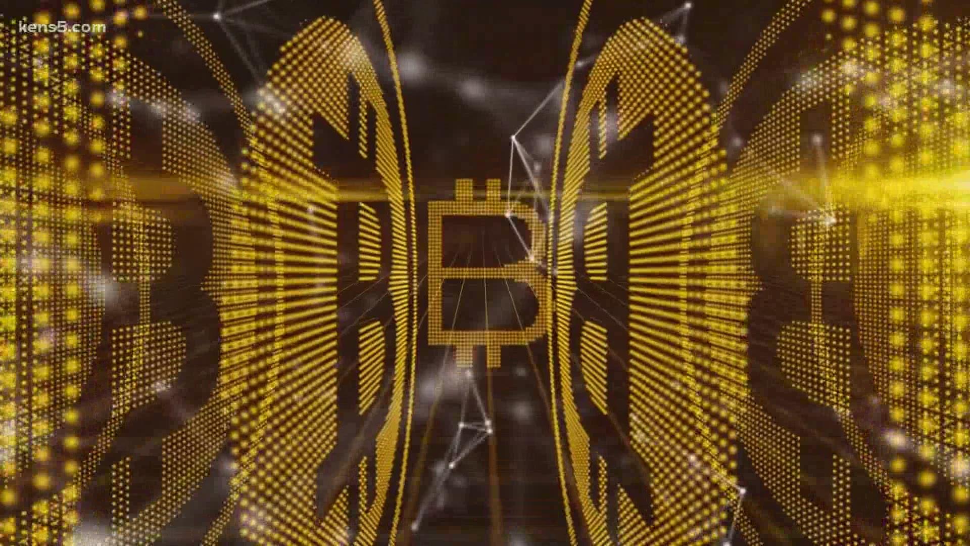 guy buys tesla with bitcoins