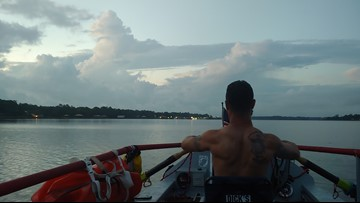 Texas veteran rowing 3,000 miles across Atlantic to raise awareness for mental health | Mission S.A.