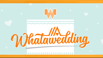 You can get married or renew your vows at Whataburger