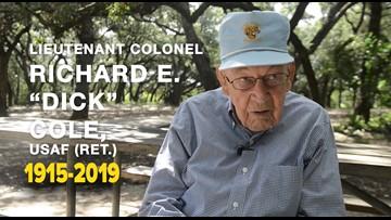 Last WWII Doolittle Raider  Lt. Col. Dick Cole dies at 103