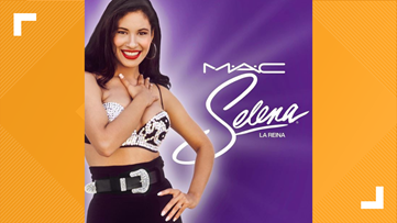 MAC Cosmetics launching new collection of Selena makeup