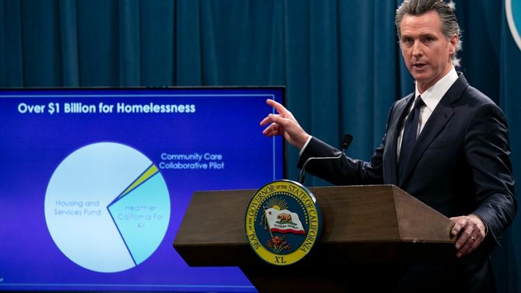 Schools, health face deep cuts in California's $203 billion budget