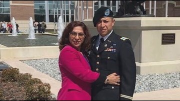 'Everything she's done is for us' | Mother of U.S. Army Lieutenant deported to Mexico