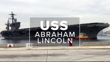 USS Abraham Lincoln returns to San Diego from record-breaking deployment