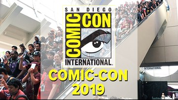 San Diego Comic-Con 2019 kicks into gear with first of convention's four days