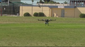 FAA taps San Diego and National City for drone study