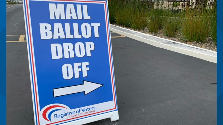 Deadline to register to vote by mail in recall is Monday, Aug. 30
