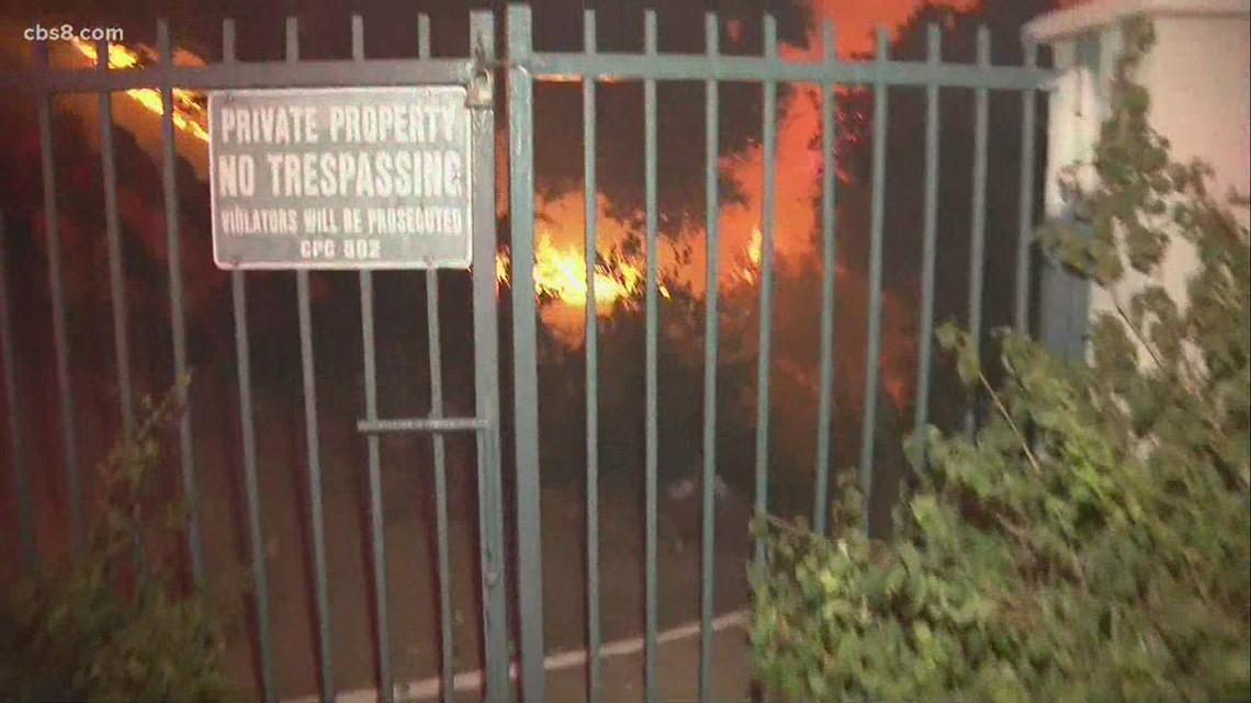 Silverado Fire: Evacuation and road closures in Orange County