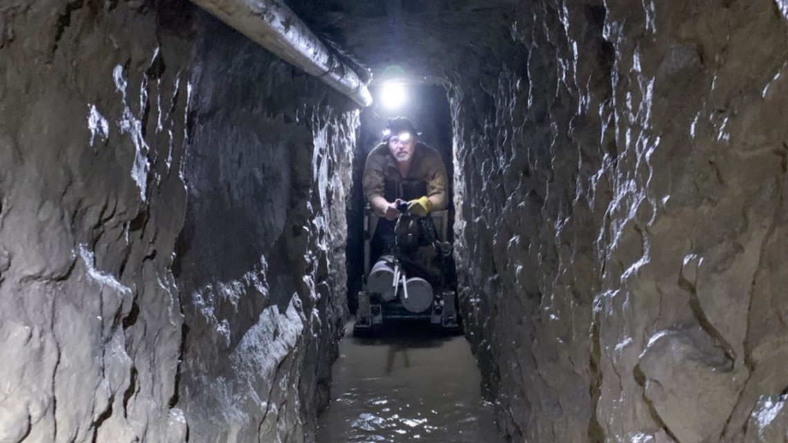 Border Patrol says it's found longest cross-border tunnel yet