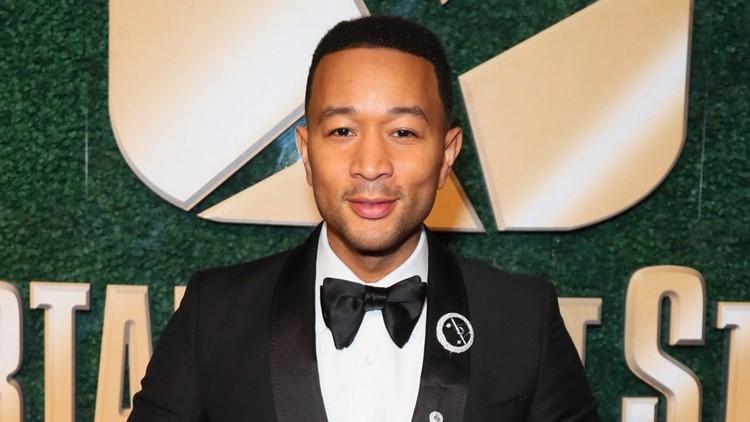 People magazine names John Legend as 2019 Sexiest Man Alive