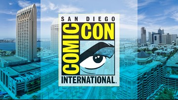 Comic-Con: Escaping the crowds of superheroes