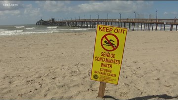 San Diego leaders seek help after 160 million gallons of sewage spilled into the Tijuana River from Mexico