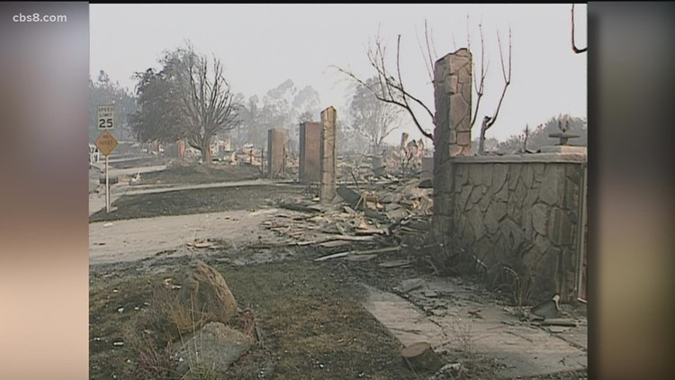 California fire victim shares tips and lessons learned