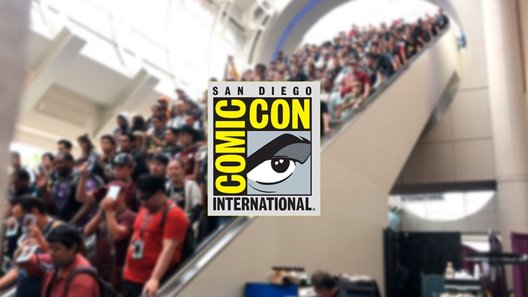 Comic-Con 2021 will again be virtual in July with smaller in-person event expected for November