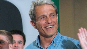 Ed Buck, a prominent Democratic donor, charged with running a drug den at his West Hollywood home