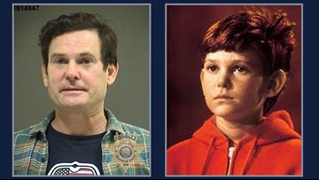 Henry Thomas, former child star of 'E.T. the Extra Terrestrial,' pleads 'no contest' after DUII arrest