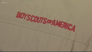 Oregon man alleging abuse may not get day in court due to Boy Scouts bankruptcy filing