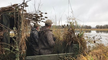 Duck hunting trip helps local veterans cope with stress, form connections