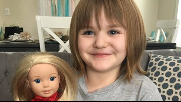 4-year-old Oregon girl overcomes cancer