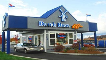 Donate to California wildfire relief efforts at Dutch Bros