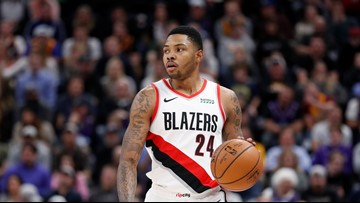 Reports: Blazers trade Kent Bazemore, Anthony Tolliver to Sacramento