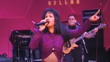 Selena Quintanilla added to Houston Rodeo's Star Trail of Fame