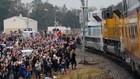 LIVE VIDEO: President Bush arrives in College Station