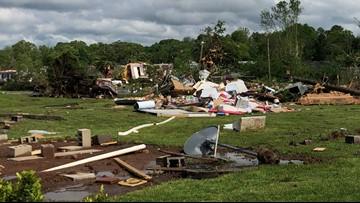 'It looks like a bomb'   EF-3 tornado hits Franklin, Texas, causes widespread damage