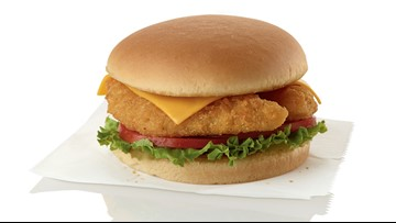 Chick-fil-A is now serving fish sandwiches for Lent