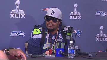 Marshawn Lynch documentary highlights his silence as protest