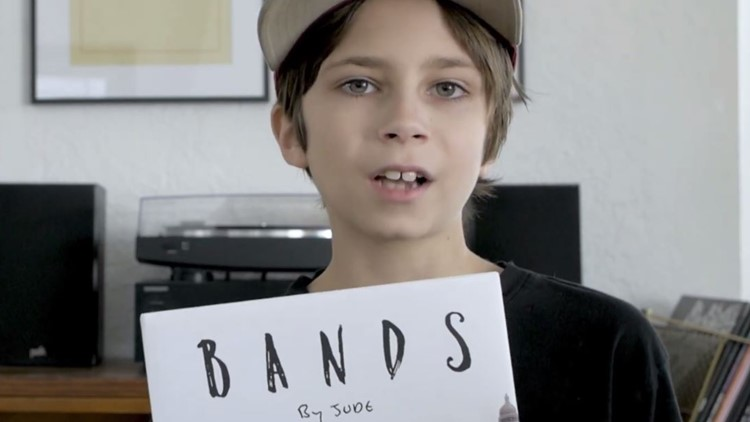10 year old writes book on the ABC's of indie rock