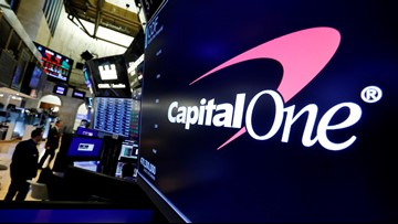 Capital One hit with class action lawsuit after data breach