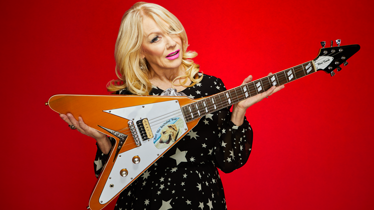 Heart's Nancy Wilson says homecoming concert is a 'dream come true'