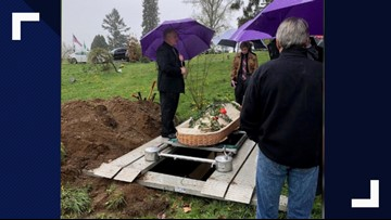 Washington's new human composting law lets you become soil after death