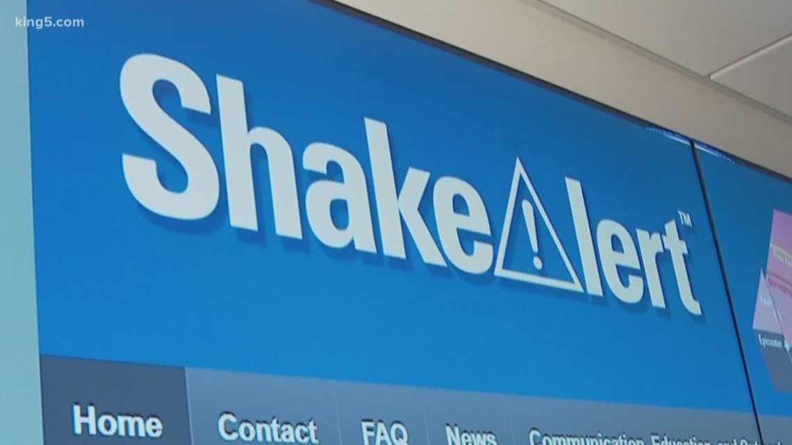 What you need to know about ShakeAlert, the earthquake warning system | Earthquake Ready or Not