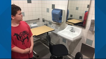 Washington family to sue after school puts desk of student with autism over toilet
