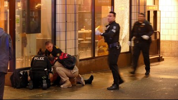 'It was chaos': Witnesses describe deadly shooting in downtown Seattle