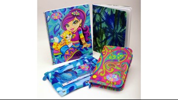 Hey, '90s kids, you can buy Lisa Frank clothes online now